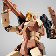 Robot Spirit SIDE MS RGC-80 GM Cannon African Campaign Type ver. A.N.I.M.E. Action Figure