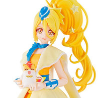 S.H.Figuarts Cure Etoile & Harihamu Harry (Pretty Cure) Action Figure