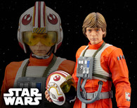 ARTFX+ Luke Skywalker X-Wing Pilot (Star Wars) 1/10 Assembly Kit