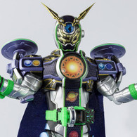 S.H.Figuarts Kamen Rider Wozginga Finaly The Strongest In The Universe Set Action Figure