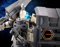 Hexa Gear Governor Armor Type: Knight [Bianco] 1/24 Plastic Model