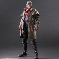 Play Arts Kai Ocelot Metal Gear Solid V The Phantom Pain Action Figure by SQUARE ENIX