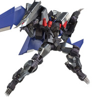 Metamor-Force Danku-ga Black Wing Action Figure by Sentinel
