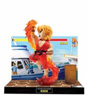 T.N.C-02 KEN Street Fighter Diorama Statue by BigBoysToys