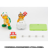 S.H.Figuarts Super Mario Play Set E Enemy in Droves Action Figure