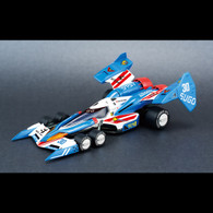 Variable Action Future GPX Cyber Formula Super Asurada 01 Custom Edition 1/24