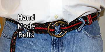 Handmade Belts