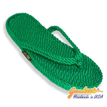 Classic Tobago Holly Green Rope Sandals