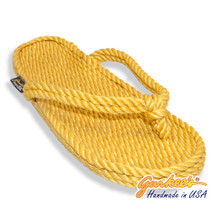Classic Tobago Gold Rope Sandals
