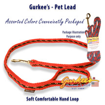 Red & Mountain Rope Pro Pet Lead