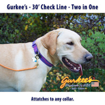 30' 2 in 1 Pro Check Lead Handmade in USA