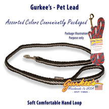 Black & Sterling Pro Pet Lead