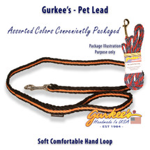 Black & Orange Pro Pet Lead