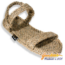 Signature Montego Hemp Color Rope Sandals