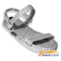 Signature Montego Platinum Rope Sandals