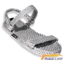 Signature Montego Platinum Rope Sandals