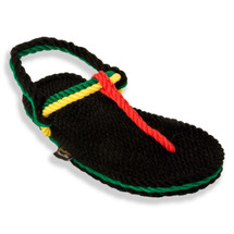 Signature Trinidad Rasta Rope Sandals