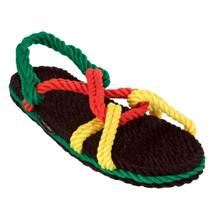 Signature Barbados Rasta Rope Sandals