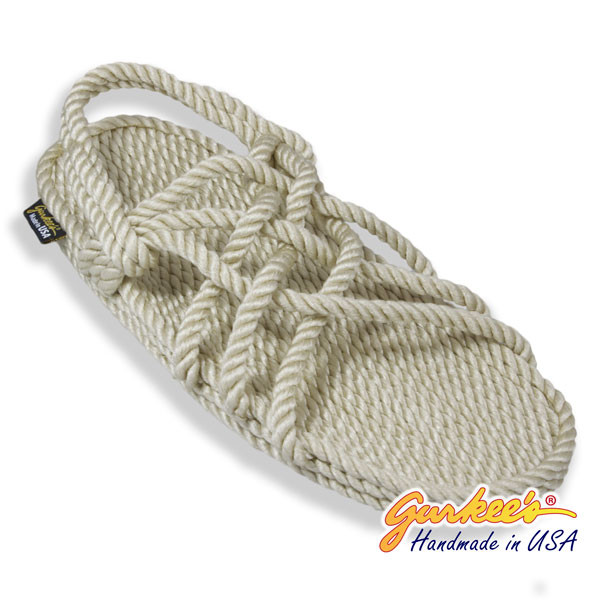 Natural Classic Rope Sandals Neptune qzSUMVGp