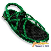 Signature Neptune Lantern Rope Sandals