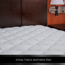 Twin Long Extra Thick 5 Star Hotel Mattress Topper