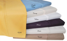 Impressions Collection - 1000 Thread Count Split King Sheets