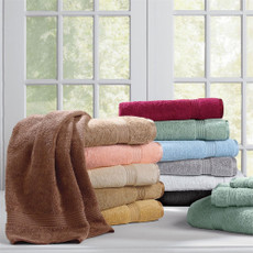 600 gsm Egyptian Combed Cotton Towel Set