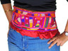 Kuchi Tribal Belly Dance Belt Fusion Style Embroidered Mirror Trim Textile