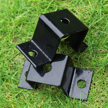 ProtectaPet® Enclosure Post Fixing Brackets
