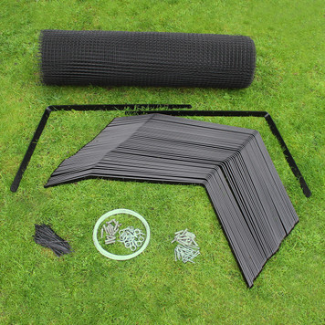 ProtectaPet® Cat Fence Extra Long Barrier.