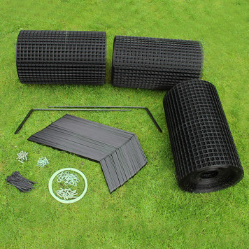 ProtectaPet® Dog Fence Barrier Steel Mesh