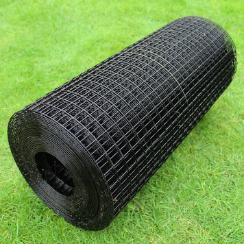 ProtectaPet® Black Coated Steel Welded Mesh