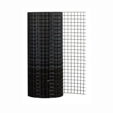 ProtectaPet Black Coated Steel Welded Mesh