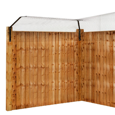 Cat Fence Barrier Kit for Fences 6ft+