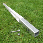 ProtectaPet® Ground Spike for turf.