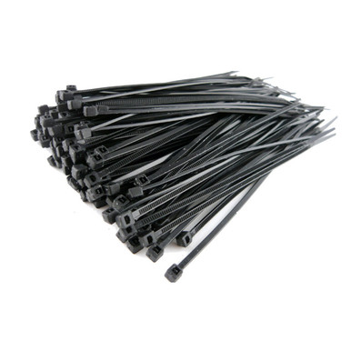 ProtectaPet Black Cable Ties