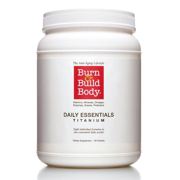 Daily Essentials Titanium
