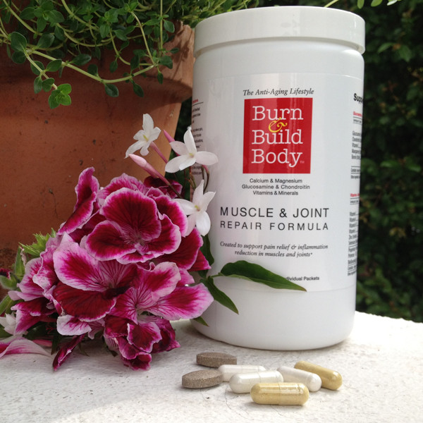 Burn & Build Body Muscle & Joint RepairFormula
