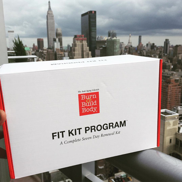 Reach your lofty goals with the Fit Kit