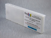 Repleo Remanufactured Epson T544200 220 ml Cartridge for the Epson Pro 4000/7600/9600 filled with Cave Paint Elite Pigment ink - Cyan