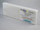 Repleo Remanufactured Epson T606500 220 ml Cartridge for the Epson Pro 4800 filled with Cave Paint Elite Enhanced Pigment ink - Light Cyan