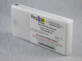 Repleo Remanufactured Epson T653900 200 ml Cartridge for the Epson Pro 4900 filled with Cave Paint Elite Enhanced Pigment ink - Light Light Black