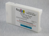 Repleo Remanufactured Epson T603200 220 ml Cartridge for the Epson Pro 7800/9800 filled with Cave Paint Enhanced Elite Pigment ink - Cyan