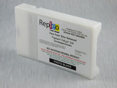 Repleo Remanufactured Epson T603100 220 ml Cartridge for the Epson Pro 7800/9800 filled with Cave Paint Elite Enhanced Pigment ink - Photo Black