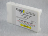 Repleo Remanufactured Epson T603400 220 ml Cartridge for the Epson Pro 7800/9800 filled with Cave Paint Elite Enhanced Pigment ink - Yellow