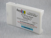 Repleo Remanufactured Epson T603500 220 ml Cartridge for the Epson Pro 7880/9880 filled with Cave Paint Elite Enhanced Pigment ink - Light Cyan