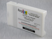 Repleo Remanufactured Epson T603100 220 ml Cartridge for the Epson Pro 7880/9880 filled with Cave Paint Elite Enhanced Pigment ink - Photo Black