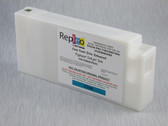 Repleo Remanufactured Epson T596200 350 ml Cartridge for the Epson Pro 7700/7890/7900/9700/9890/9900 filled with Cave Paint Elite Enhanced Pigment ink - Cyan