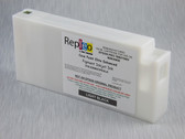 Repleo Remanufactured Epson T596700 350 ml Cartridge for the Epson Pro 7890/7900/9890/9900 filled with Cave Paint Elite Enhanced Pigment ink - Light Black