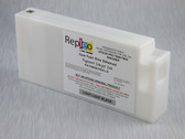 Repleo Remanufactured Epson T596900 350 ml Cartridge for the Epson Pro 7890/7900/9890/9900 filled with Cave Paint Elite Enhanced Pigment ink - Light Light Black